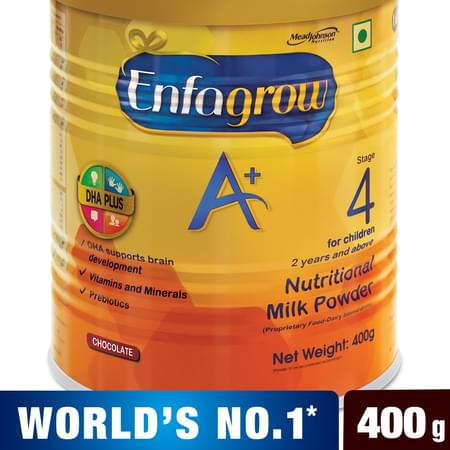 Enfagrow A+ Nutritional Milk Powder (2 Years And Above) Vanilla: 400g