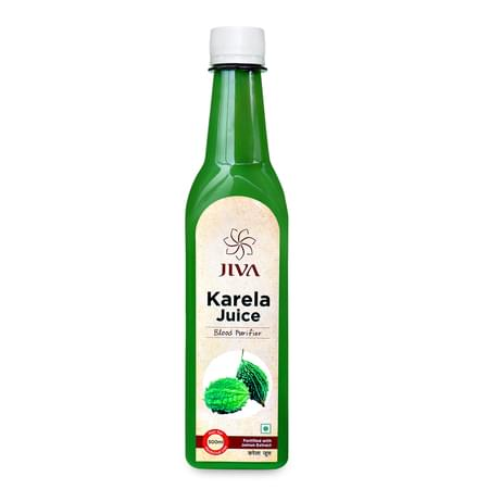 Jiva Karela Juice (500 Ml)
