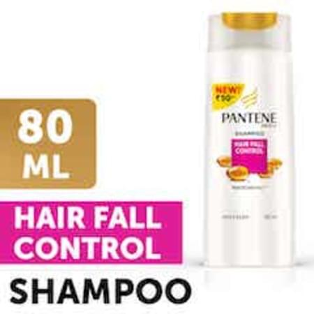 Pantene Shampoo Hair Fall Control 80 Ml