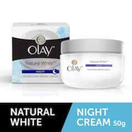 Olay Natural White Allinone Fairness Cr