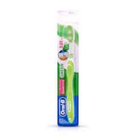 Oral-b Ultrathin Sensitive Toothbrush Green 1 Piece