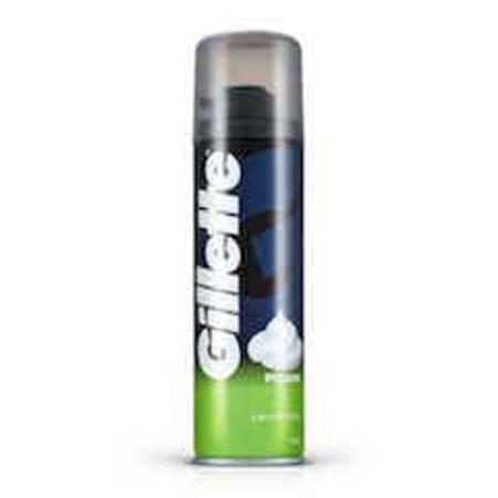 Gillette Pre Shave Foam Classic Lemon Lime 196 Gm