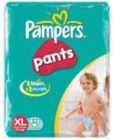 Pampers Diaper Pants Extra Large Size 32 Pieces