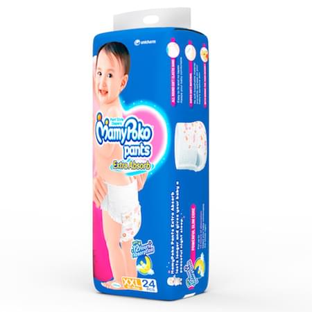 Mamypoko Pants Xxl Size Pack Of 24
